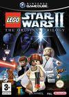 Car�tula oficial de de LEGO Star Wars 2: The Original Trilogy para GameCube