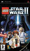 Car�tula oficial de de LEGO Star Wars 2: The Original Trilogy para PSP