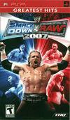WWE SmackDown vs. Raw 2007 para PSP