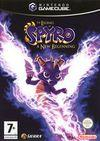 Cartula oficial de de The Legend of Spyro para GameCube