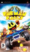 Car�tula oficial de de Pac-Man World Rally para PSP