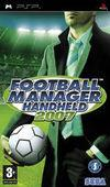 Car�tula oficial de de Football Manager 2007 para PSP