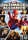 Car�tula oficial de de Marvel: Ultimate Alliance para PC