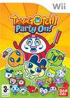 Car�tula oficial de de Tamagotchi Party On! para Wii