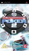 Car�tula oficial de de World Champ Poker 2 para PSP