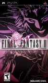 Cartula oficial de de Final Fantasy 2: Anniversary Edition para PSP