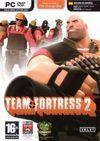 Cartula oficial de de Team Fortress 2 para PC