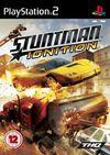 Cartula oficial de de Stuntman Ignition para PS2