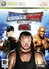 WWE Smackdown vs Raw 2008 para Xbox 360