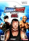 WWE Smackdown vs Raw 2008 para Wii