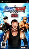 WWE Smackdown vs Raw 2008 para PSP