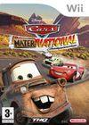 Car�tula oficial de de Cars Mater-National para Wii
