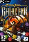 Cartula oficial de de Puzzle Quest Galactrix para PC