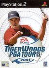 Tiger Woods PGA Tour 2001 para PlayStation 2