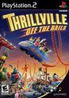 Car�tula oficial de de Thrillville: Off the Rails para PS2