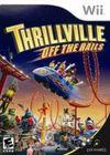 Car�tula oficial de de Thrillville: Off the Rails para Wii