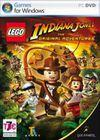 Car�tula oficial de de LEGO Indiana Jones para PC