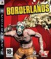 Car�tula oficial de de Borderlands para PS3