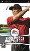Tiger Woods PGA Tour 08 para PSP