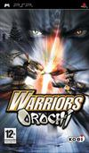 Car�tula oficial de de Warriors Orochi para PSP