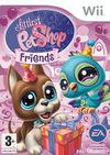 Cartula oficial de de Littlest Pet Shop para Wii