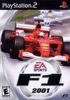 F1 2001 para PlayStation 2