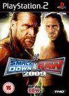 WWE Smackdown! vs RAW 2009 para PlayStation 2