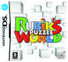 Cartula oficial de de Rubik's World para NDS