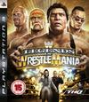 Legends of Wrestlemania para PlayStation 3