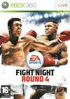 Car�tula oficial de de Fight Night Round 4 para Xbox 360
