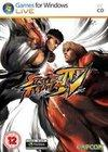Car�tula oficial de de Street Fighter IV para PC