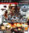 Car�tula oficial de de MAG: Massive Action Game para PS3