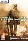 Cartula oficial de de Call of Duty: Modern Warfare 2 para PC