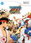 Car�tula oficial de de Tatsunoko vs. Capcom: Ultimate All-Stars para Wii