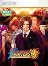 Car�tula oficial de de King of Fighters 98 Ultimate Match XBLA para Xbox 360