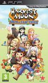 Harvest Moon: Hero of Leaf Valley para PSP