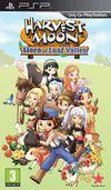 Harvest Moon: Hero of Leaf Valley para PSP