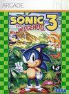 Sonic the Hedgehog 3 XBLA para Xbox 360