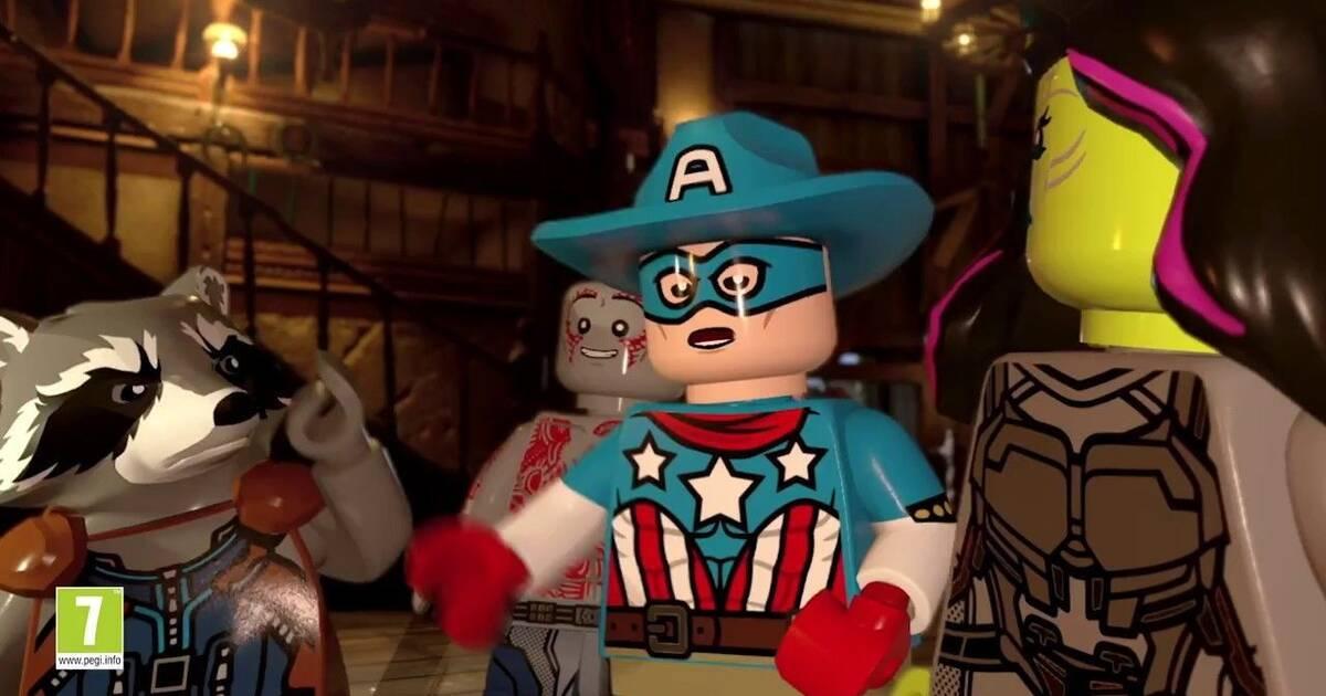6 Malvorlagen Lego Superheroes: LEGO Marvel Super Heroes 2 Nos Cuenta Su Historia En Un