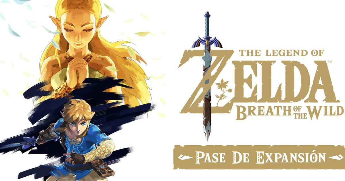 The Legend of Zelda: Breath of the Wild tendrá DLC 2017214141423_1