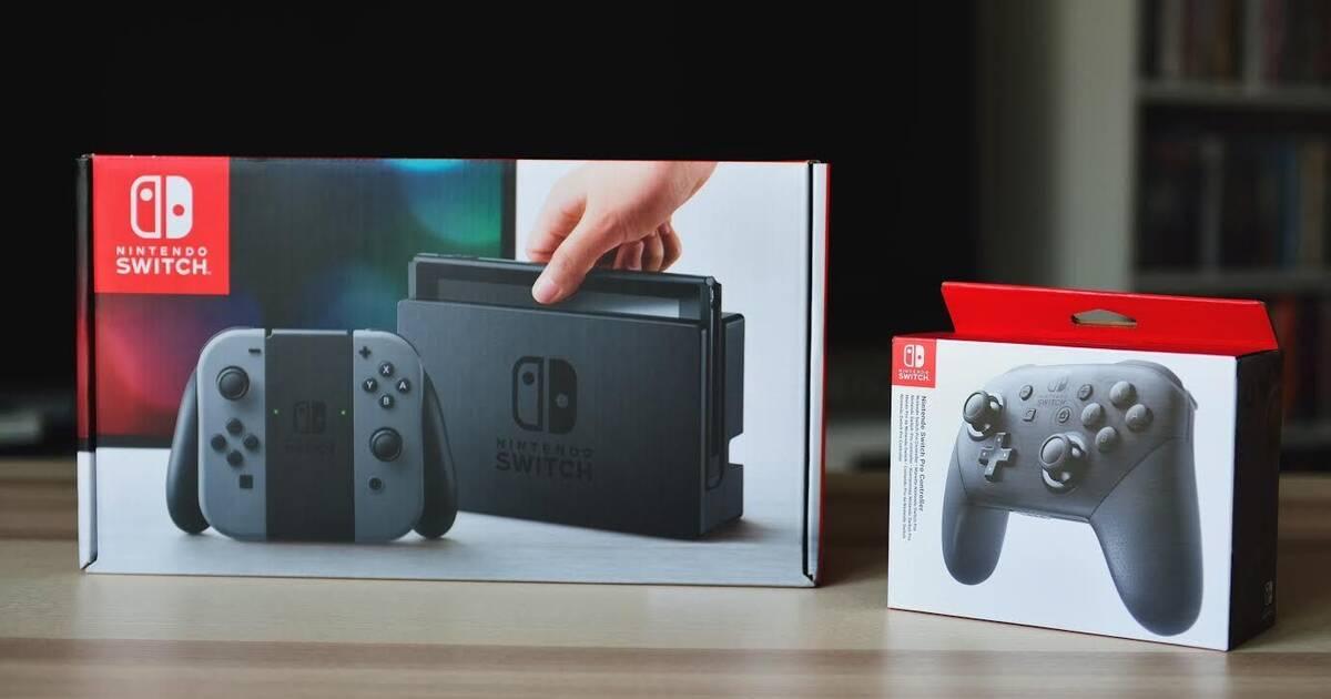 Un extraño error deja sin conexión algunas Nintendo Switch