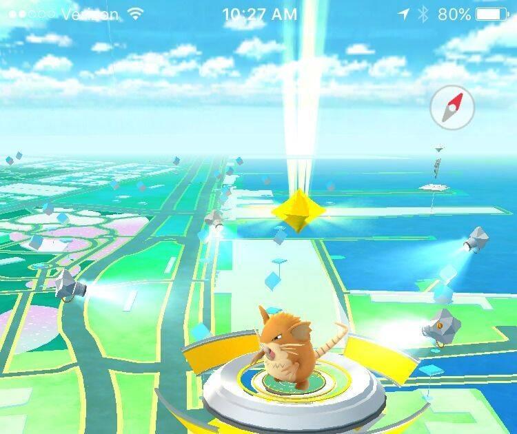 jugar con pokemon: