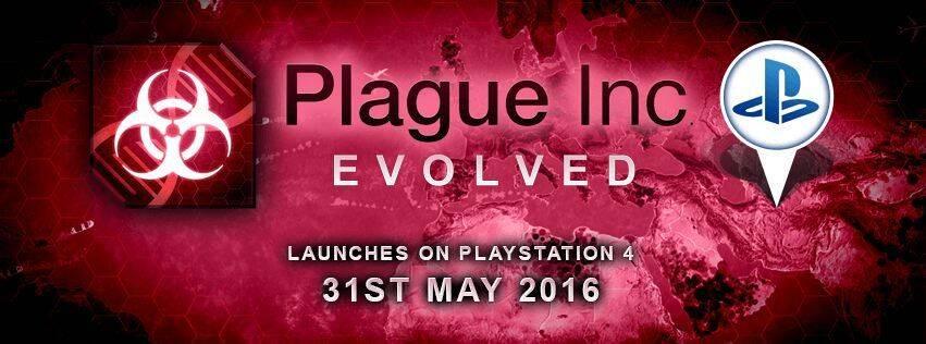 Le jeu Plague Inc: Evolved est maintenant en téléchargement sur la Nintendo Switch. Proposé à un prix de 14.99€, ce titre vous met au défi de faire évoluer une épidémie à travers le monde avec 11 types de maladies différents et plusieurs scénarios uniques.