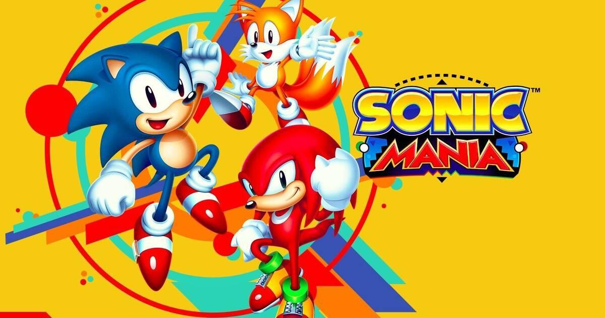 Resultado de imagen de sonic mania