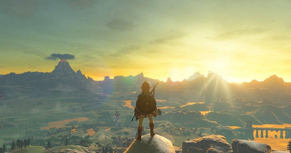 Resultado de imagen para The Legend Of Zelda Breath Of The Wild