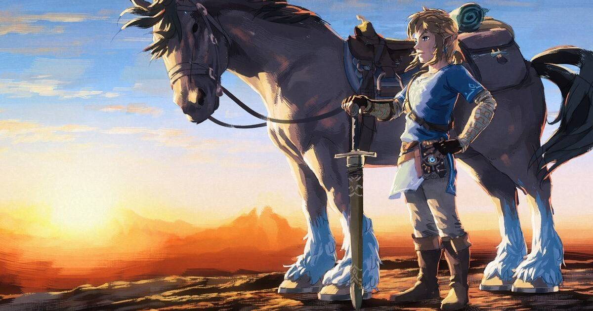 Diez situaciones curiosas en The Legend of Zelda: Breath of the Wild