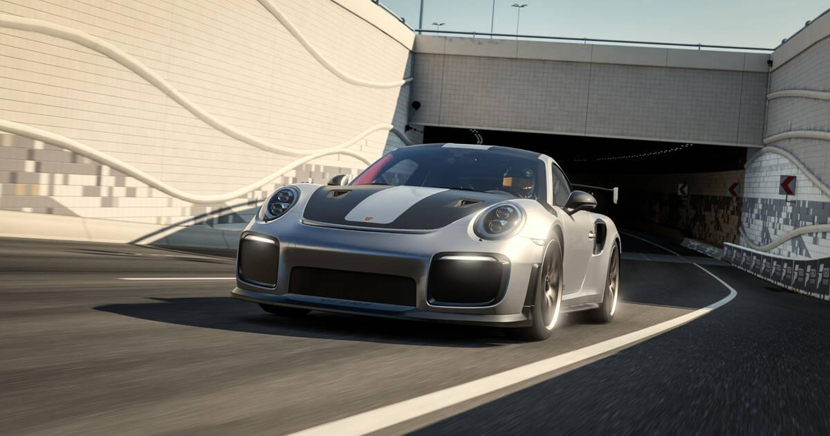 as luce el nuevo porsche 911 gt2 rs a 4k en forza motorsport 7 vandal. Black Bedroom Furniture Sets. Home Design Ideas
