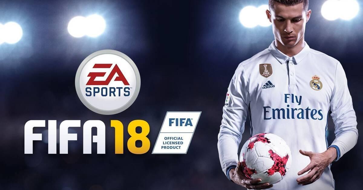 FIFA 18: Tráiler, fecha de lanzamiento y Cristiano Ronaldo en portada