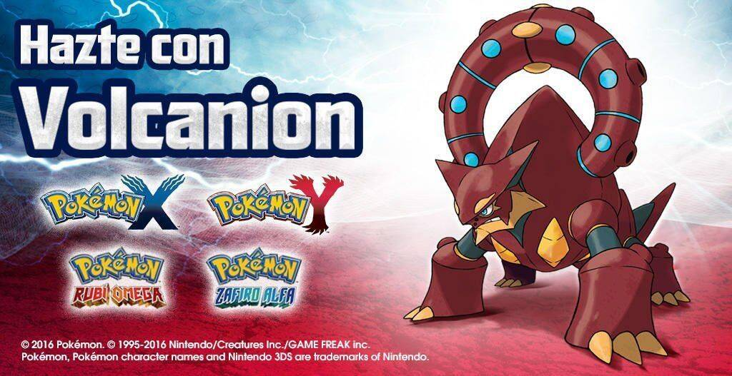 how to catch volcanion in pokemon y