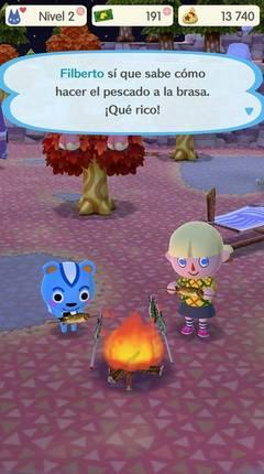 Qué es Animal Crossing Pocket Camp